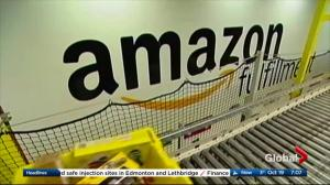 Deadline today for North American cities to submit bid for Amazon HQ2